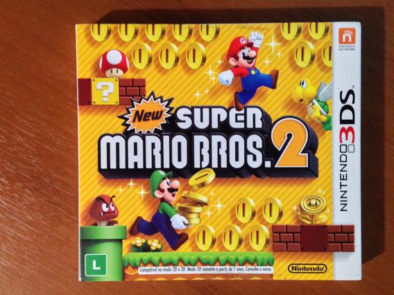 New Super Mario Bros. 2 3ds - Americano