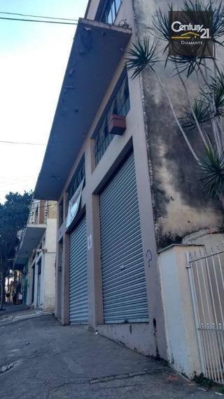 Galpão Comercial À Venda, Vila Mariana, São Paulo. - Ga0064