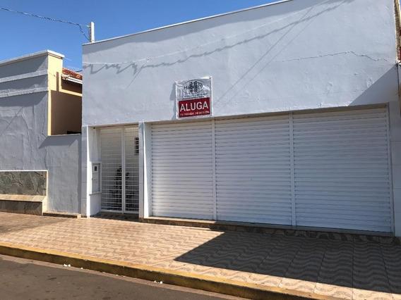 Salão Para Alugar, 160 M² Por R$ 2.400,00/mês - Centro - Brodowski/sp - Sl0129
