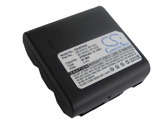 Bateria Para Câmeras Bt-h22u Bateria Para Sharp Vl-ah131u