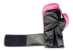 Luva De Boxe E Muay Thai Spank Infantil 6oz Rosa