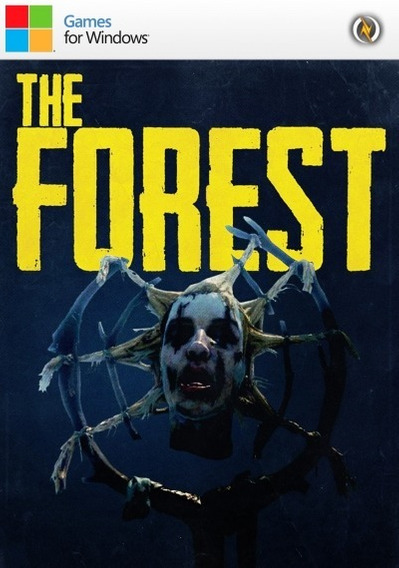 The Forest - Pc Jogo Completo