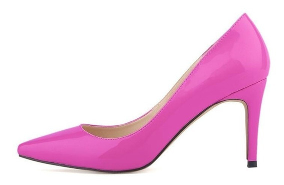 Sapato Feminino Loslandifen 95214 Importado Frete Grátis