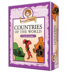 Outset Professor Noggin´s: Countries Of The World