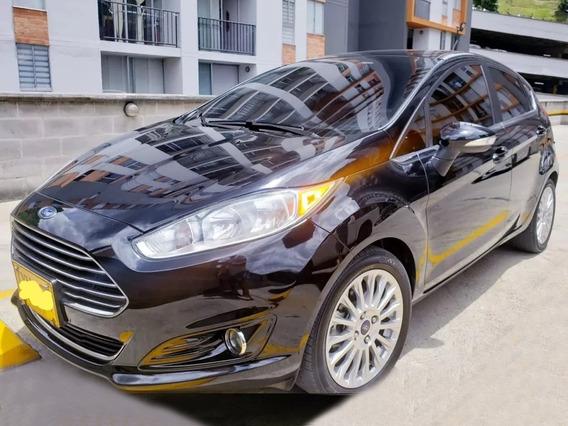 Ford Fiesta Titanium Hatchback Mecánico