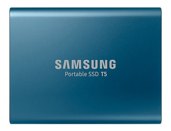 Ssd Samsung Portátil T5 500gb