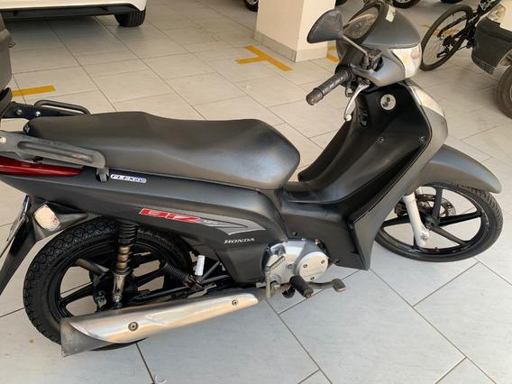 Honda Biz 125 Ex Preta 2015