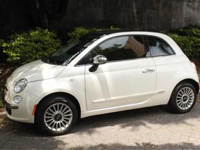 Fiat 500 1.4 Cabrio L4 At 2015