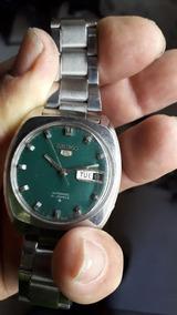 Relógio Seiko 5 6119 - Automático - Impecável - R378