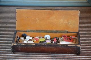 Caixa Porta Treco Madeira Decoração Joias Antiga Acessorios