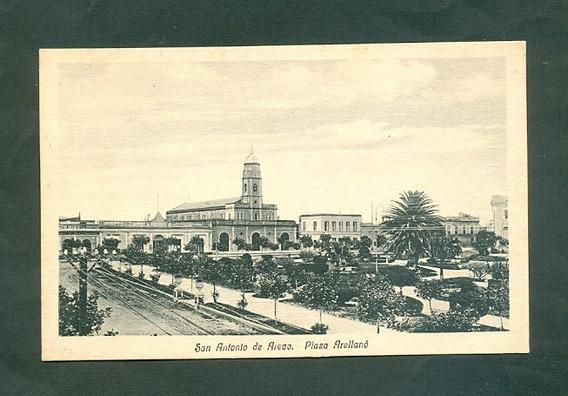 San Antonio De Areco . Antigua Tarjeta Postal .