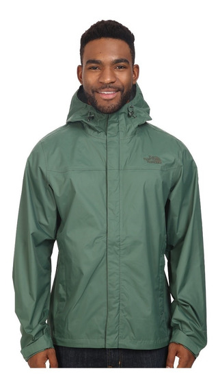 Chamarra Impermeable The North Face Venture Jacket Duck Gree