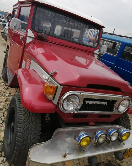 Toyota Land Cruiser Fj43 - Campero