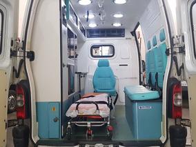 Renault Master 2.5 Dci Longa, Teto Alto Ambulância Uti