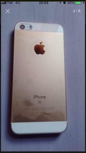 Imagem 1 de 6 de iPhone SE, Perfeito Estado, 16g
