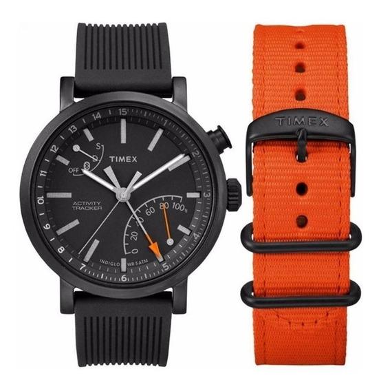 Relogio Timex Masculino Metropolitan Twg012600pl/i Smartwatc