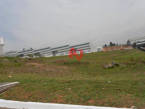 Área Comercial Para Venda E Locação, Tamboré Polo Empresarial, Santana De Parnaíba. - Ar0065