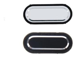 Boton Home Tecla Samsung Galaxy J7 J700 Negro