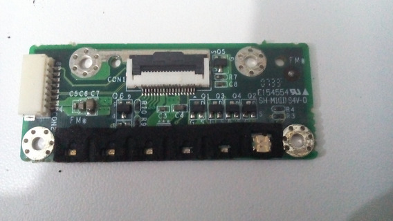 Placa Led Notebook Philips 13nb