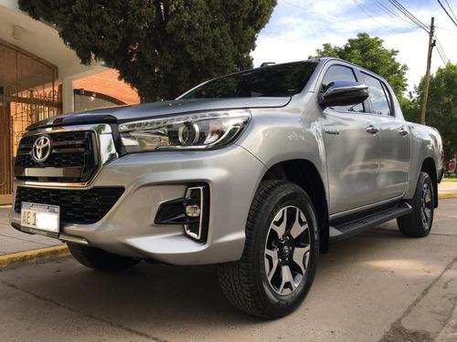 Toyota Hilux 2.8 Cd Srx 177cv 4x4 At 2020