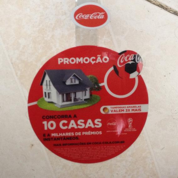 Rara Propaganda Promoção Da Coca-cola Copa 2018