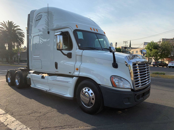 Remato Tractocamion Freightliner Cascadia 2012