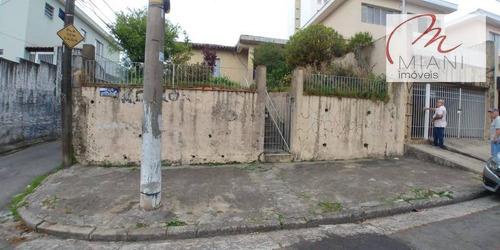 Terreno À Venda - Te1496