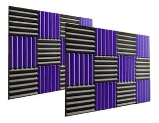 30 Paneles Gruesos 2 Pulgadas Espuma Acustica Calidad Studio