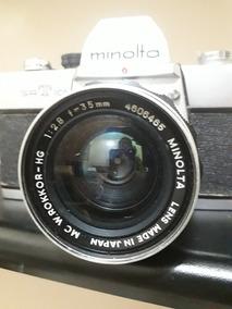 Lente Rara F 35mm