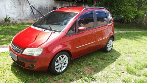 Fiat Idea 1.8 Hlx Flex 5p 2006