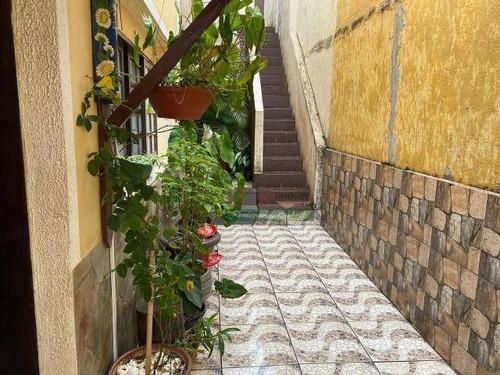 Imagem 1 de 11 de Sobrado Com 3 Dormitórios À Venda Por R$ 350.000 - Centro - Mogi Das Cruzes/sp - So1834