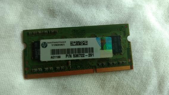 Memoria De Netbook Hp Smart 1rx 8 2gb