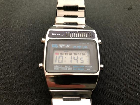 Reloj Seiko Digital Mod.:a159-5019 (no Suena La Alarma)