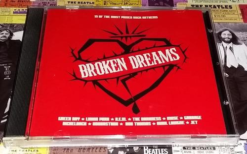 Broken Dreams - Green Day Linkin Park Avril Lavigne Cd Nuevo