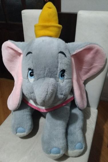 Dumbo Pelúcia Importada Disney Japão