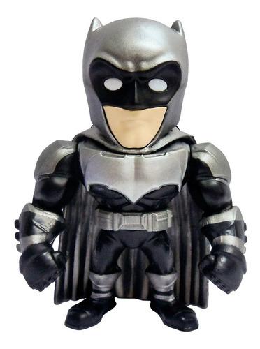 Boneco Metalfigs Batman 10cm - Jada Metals Die Cast Original