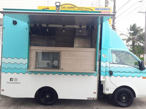 Hyundai Hr Food Truck Completo