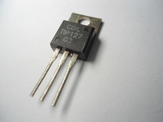 Transistor / Tip127 - Em Estoque - Embalagem 10 Unidade