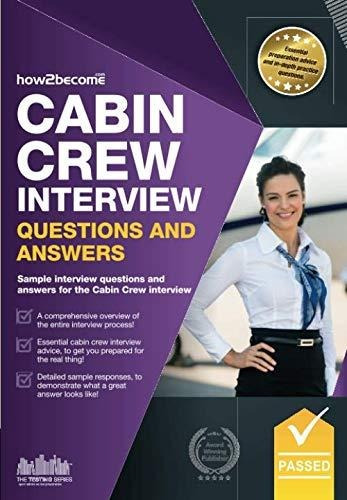 Cabin Crew Interview Questions And Answers : Jessica Bond - $ 1 100,00