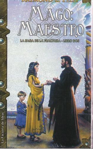Mago: Maestro - Saga De La Fractura T2 - La Factoría De Idea