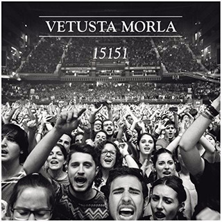 Vetusta Morla 15151 Disco Cd Con 25 Canciones + Dvd