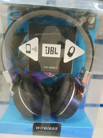Fone Via Bluetooth Jbl Wireless