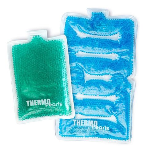 Imagen 1 de 10 de Kit De Compresas G Y M Para Uso En Frío Thermogel Pearls