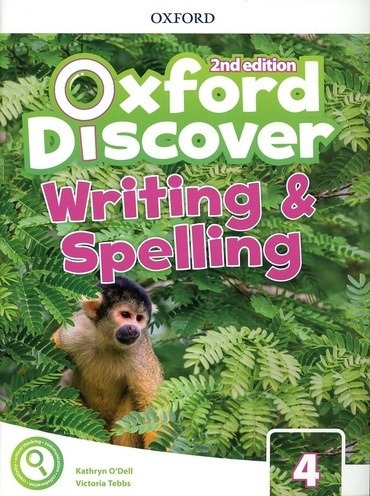 Oxford Discover (2/ed.) 4 - Writing & Spelling - Kathryn, Vi