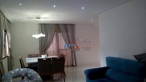 Imagem 1 de 21 de Apartamento Com 3 Dormitórios À Venda, 130 M² Por R$ 900.000,00 - Vila Carrão - São Paulo/sp - Ap2106