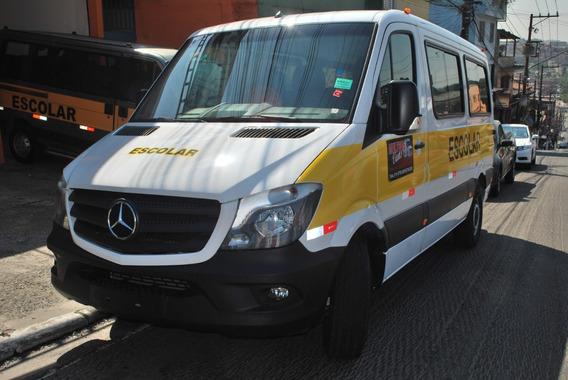 Mercedes-benz Sprinter 415 Cdi (20 Lugares)2019-2019 0km