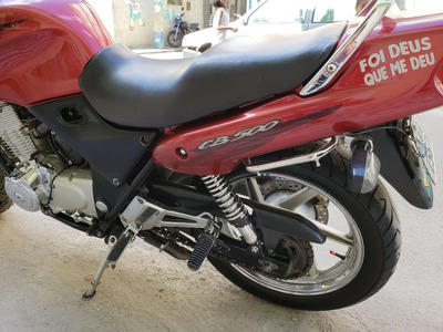 Honda Cb 500 F Cb 500