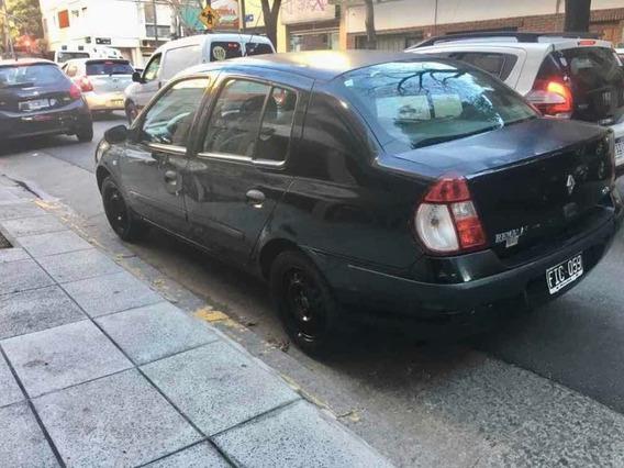 Renault Clio 1.6 Athent. Aa Gnc 2006