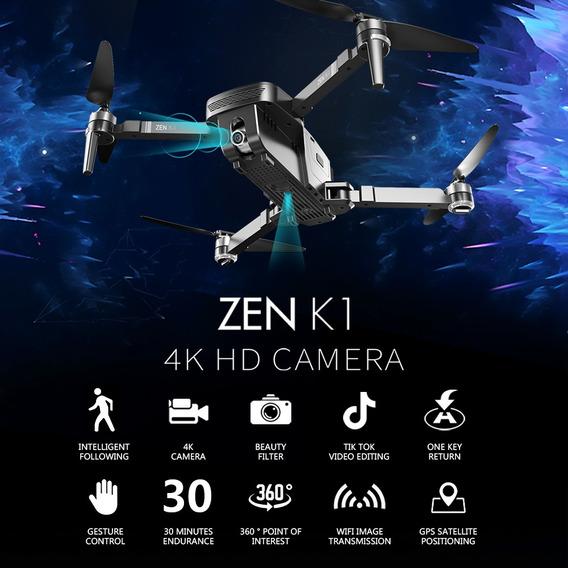 Visuo Zen K1 4 K Gps Sin Escobillas Drone Con Doble Cámara