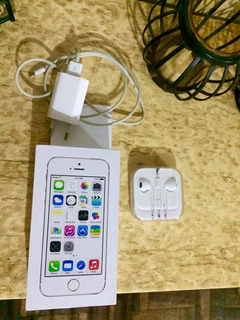 iPhone 5s 16gb Dourado